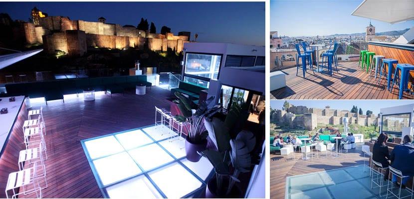 Terraza Alcazaba Premium Málaga