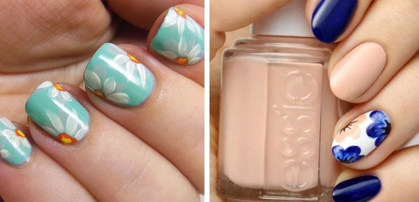 Tendencias en las uñas de primavera