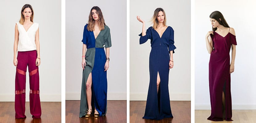 Moda Valentina Gari primavera-verano 2017