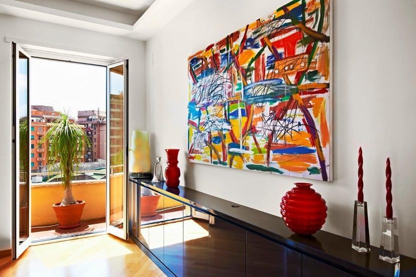 Da protagonismo a los cuadros de tu hogar - Cuadros decoracion hogar ...