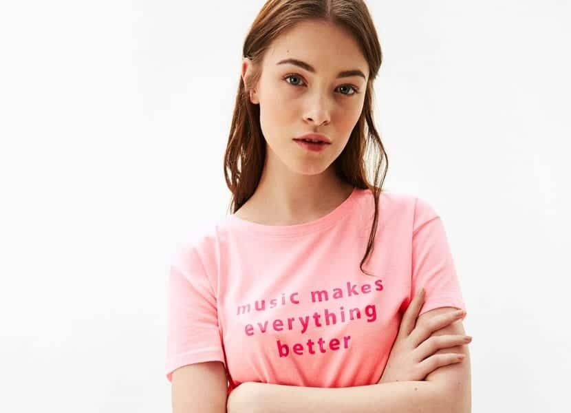 Camisetas para mujeres