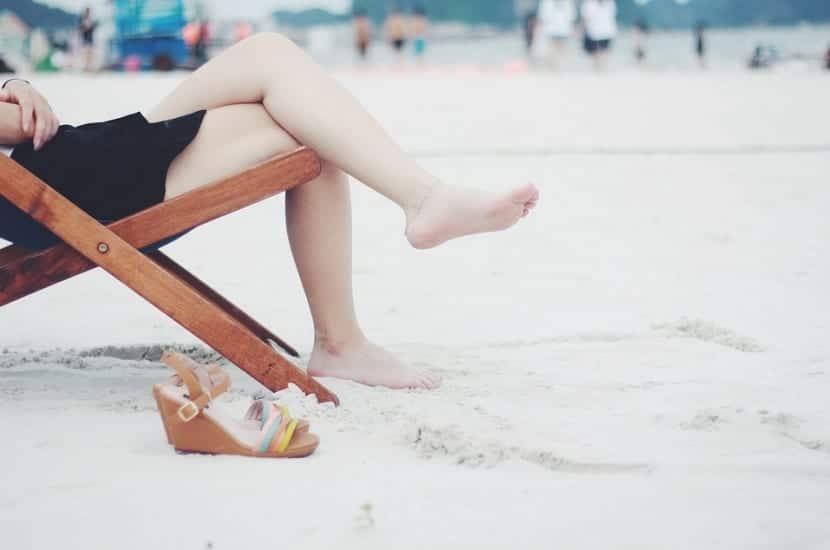 Cómo depilar las piernas