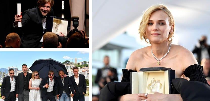 Festival de Cannes Palmares