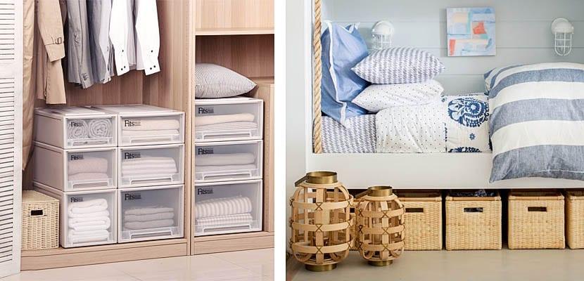Consejos para guardar la ropa de invierno for Bolsas para guardar ropa