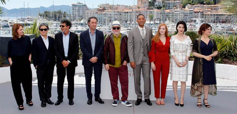 Jurado Festival de Cannes 2017