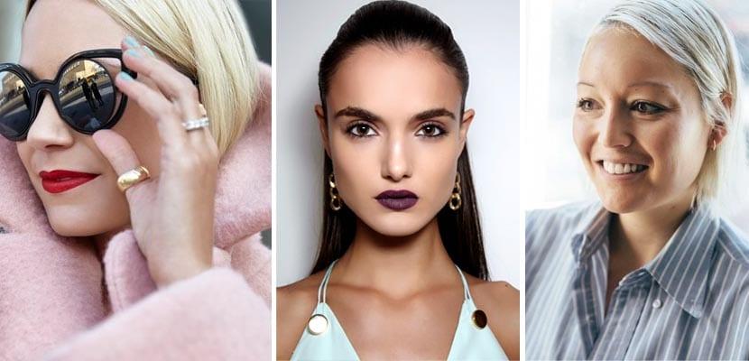 Maquillaje estilo ny