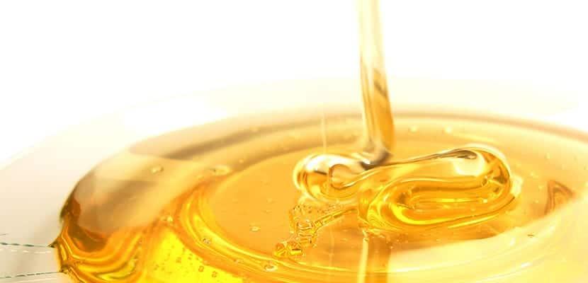 Mascarilla de miel