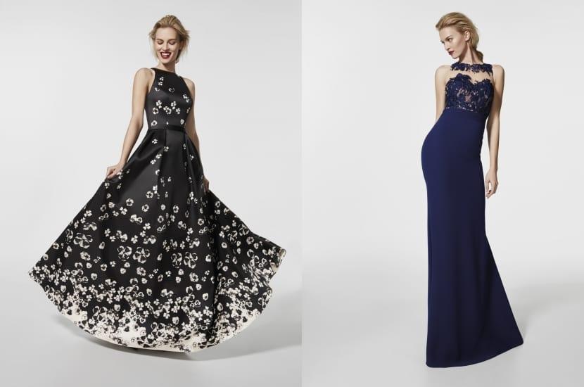 Lo mas nuevo en vestidos de fiesta 2018