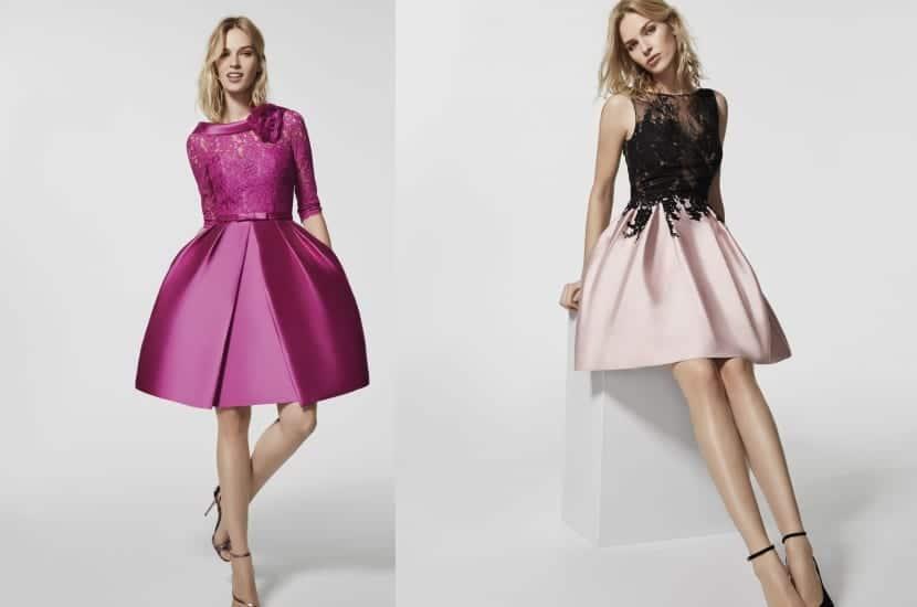 Los mejores vestidos de fiestas cortos