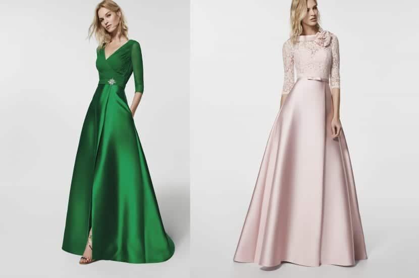 Imagenes de vestidos para fiesta 2018