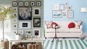 Vista previa del artículo Cómo decorar una casa de alquiler sin cambiar lo básico