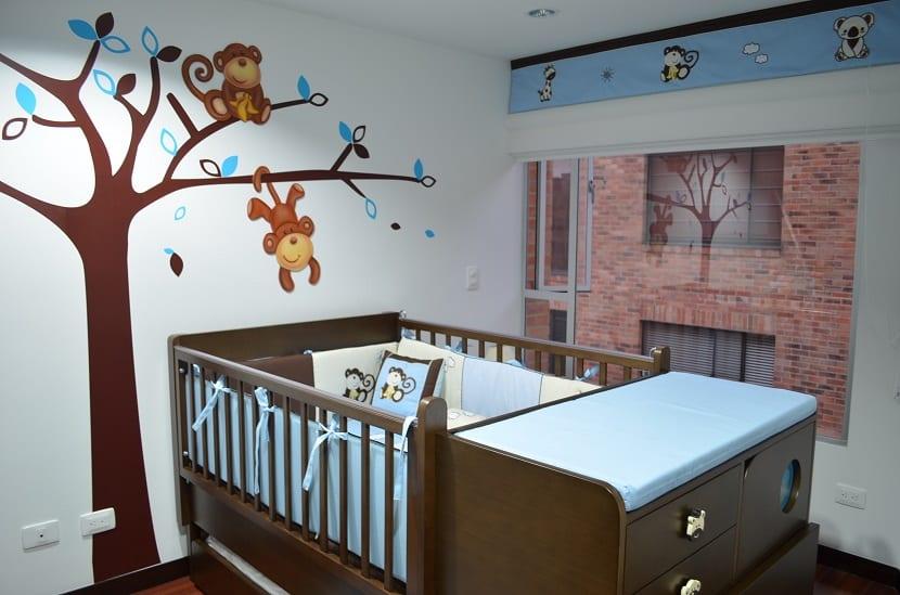 C mo decorar una habitaci n infantil sin conocer el sexo - Como decorar el dormitorio de un bebe ...