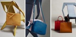 Colección de bolsos Adolfo Dominguez PV'17