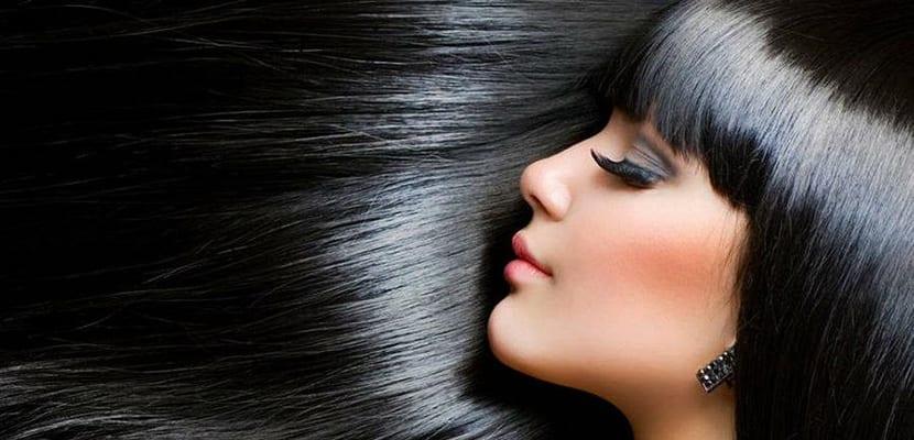 Hidratar el cabello