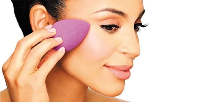 Esponja maquillaje