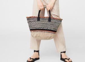 Combinar los bolsos capazo