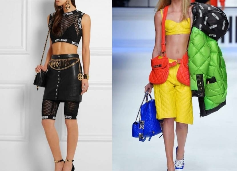 Características de la moda de los 80s