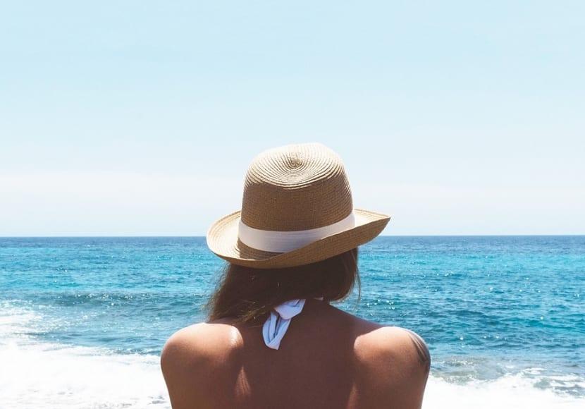 Cómo proteger el cabello del sol