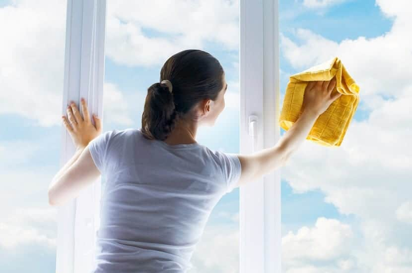 limpiar ventanas