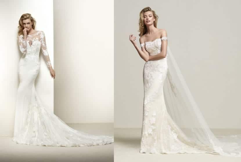 vestidos de novia pronovias - los nuevos trajes para el 2018