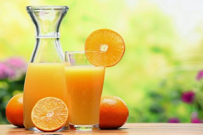 Zumo de naranja