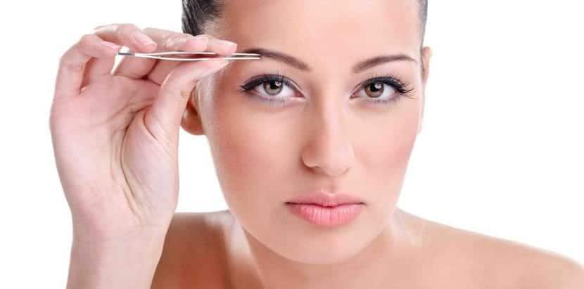 Depilación de cejas según tu rostro