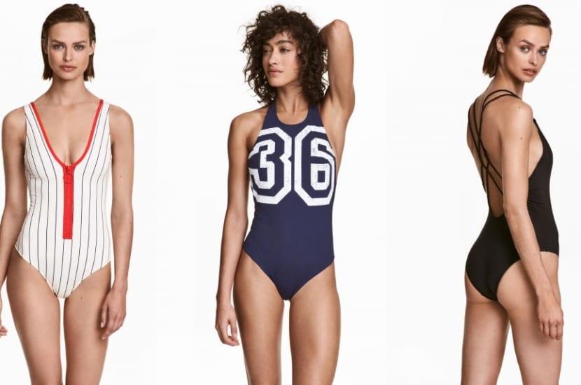 Bañadores Lleno Moda amp;m De H Para Un Y Bikinis Verano 3LRj5q4A