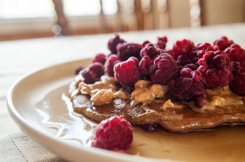 Desayunos con proteína