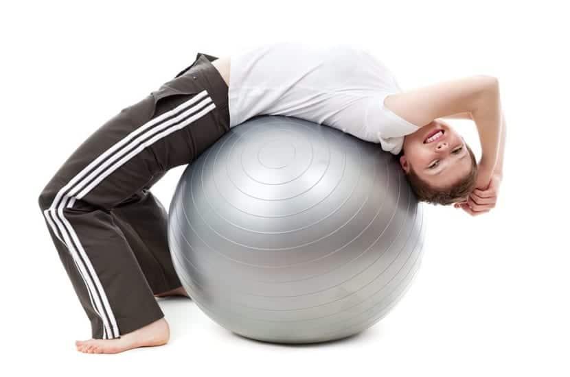 Ejercicios yoga y pilates