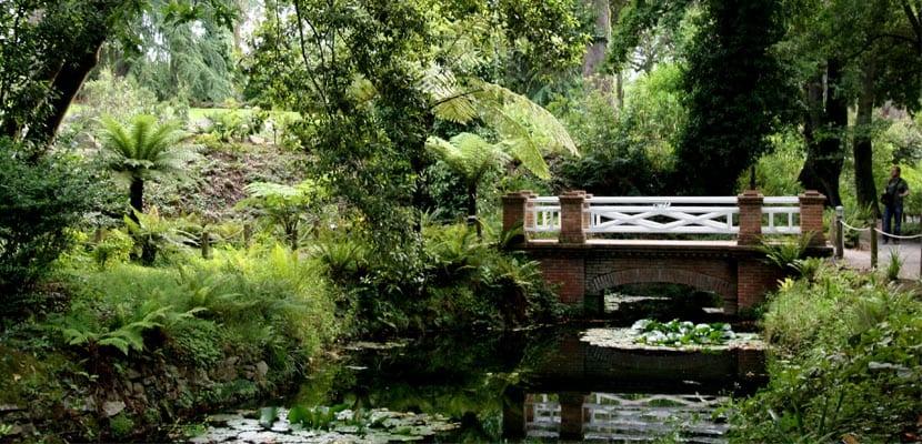 Jardín botánico Atlántico Gijon