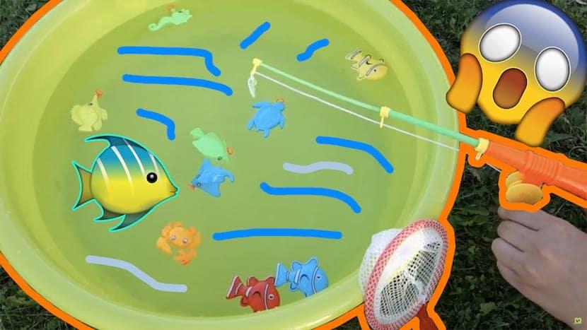 Juego de pesca de Peppa Pig