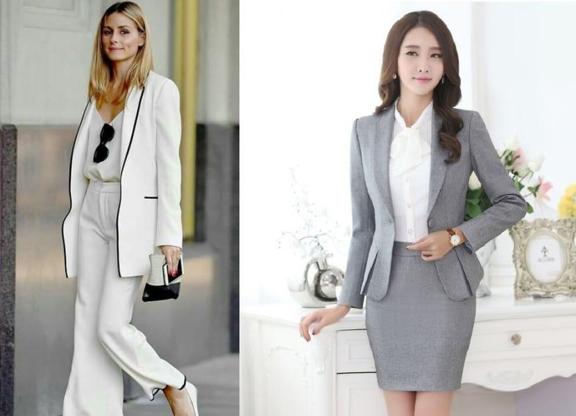 Trajes de chaqueta para mujer