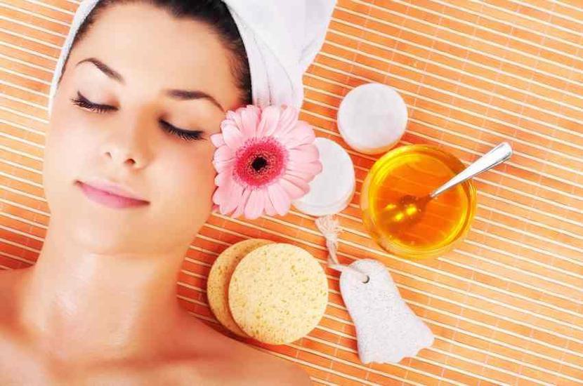 tratamiento de miel para el acné