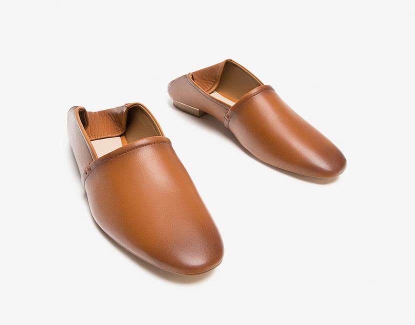 zapatos de cuero originales