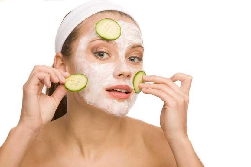 Pepino para aclarar la piel