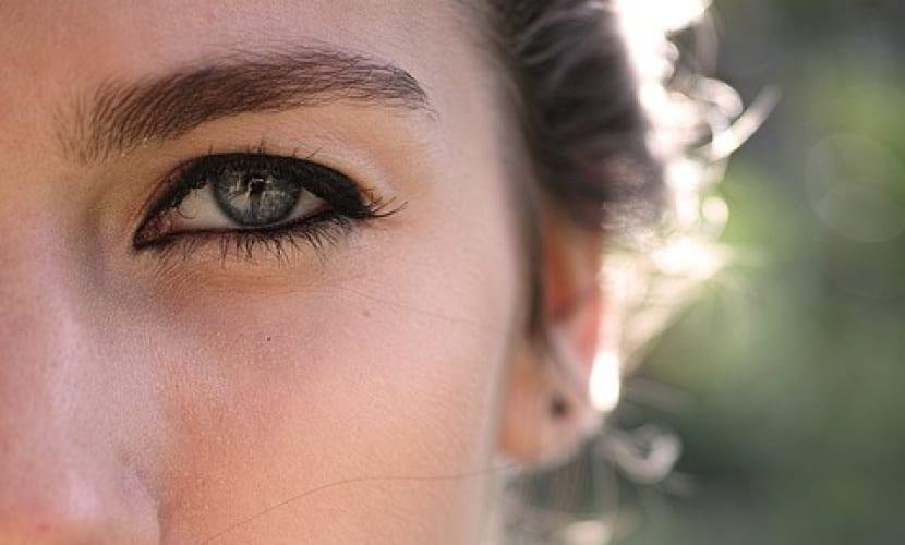 Disimular arrugas de los ojos