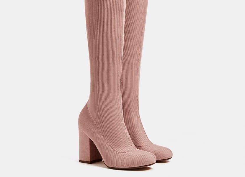 Botas elásticas