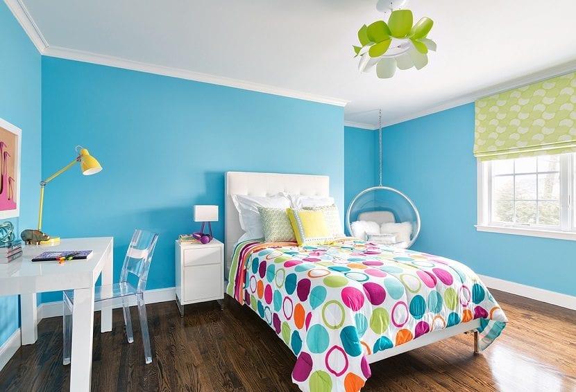 Cómo decorar tu casa con colores pastel