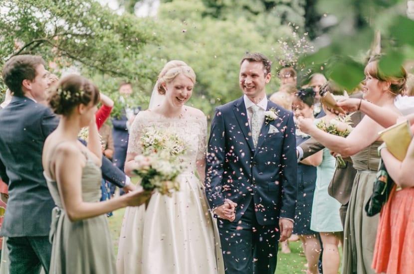 Entretener a los invitados de boda