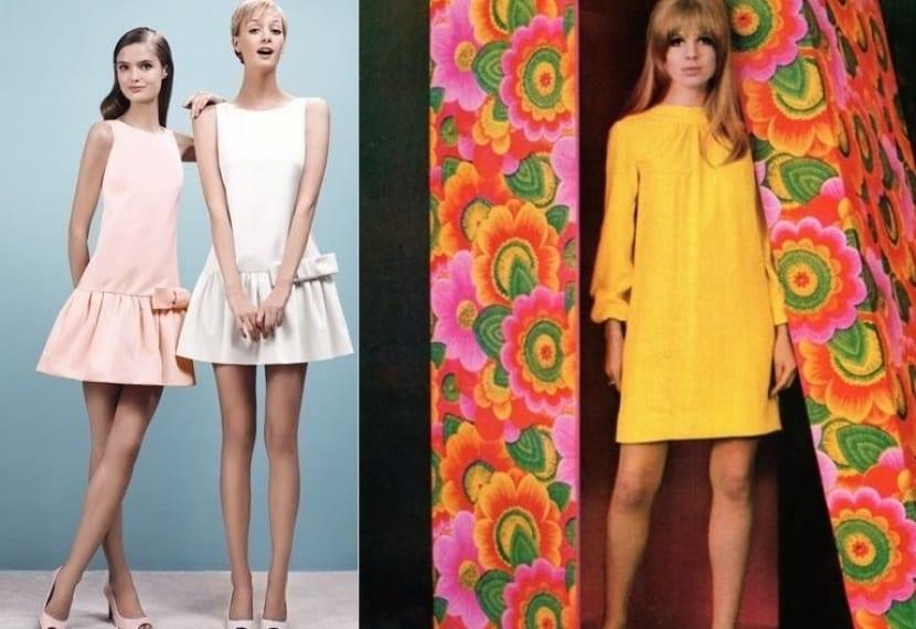efa491c5f Moda de los años 60 - La revolución de una década