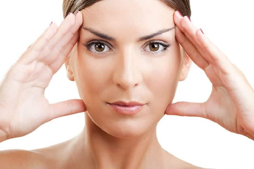 Ejercicios para un lifting facial