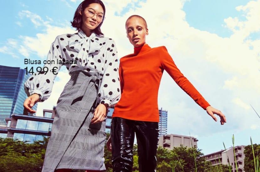 Blusas de moda H&M