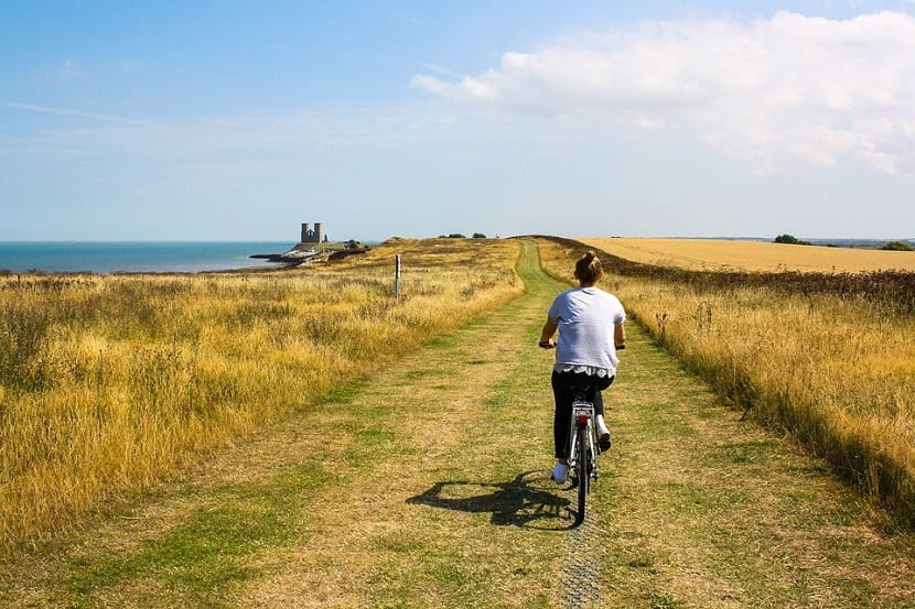 Deporte saludable el ciclismo