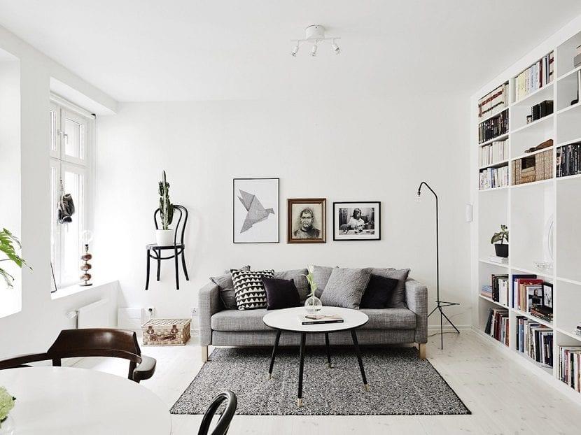 3 estilos decorativos para casas sin luz - Estilos decorativos ...