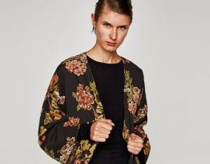 Ideas para combinar kimonos