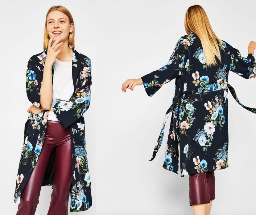 Chaqueta kimono