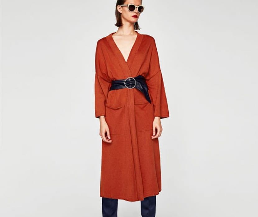 Kimono Vestido