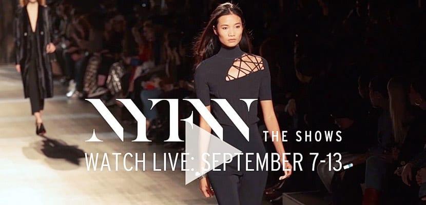 Semana de la moda NYFW