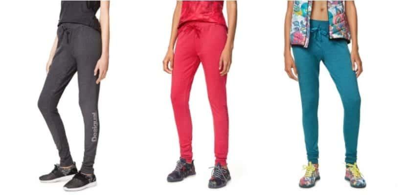 Pantalones de deporte Desigual