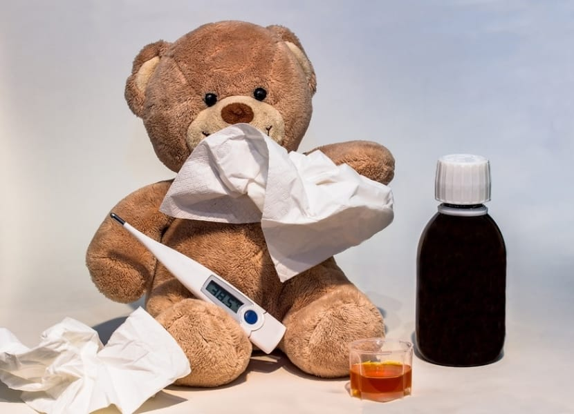 Resfriado común en niños